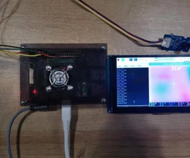 MLX90640 IR Thermal Camera Working With Raspberry Pi 4