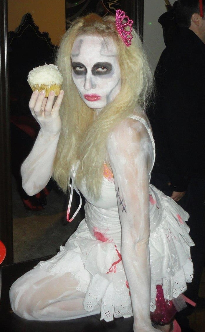 Zombie Barbie