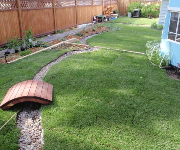 Restore a Backyard With Dead Soil (Before and After)