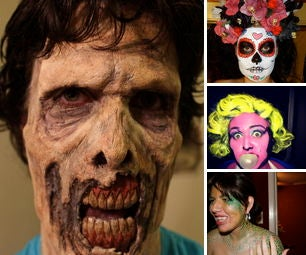 Ultimate Halloween Make-Up Resource!