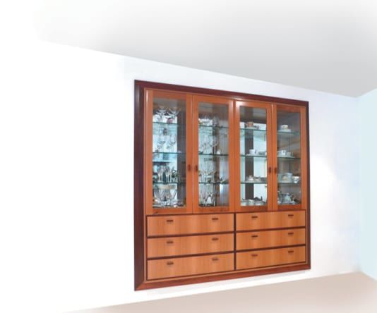 How to Make a Window Wall Unit