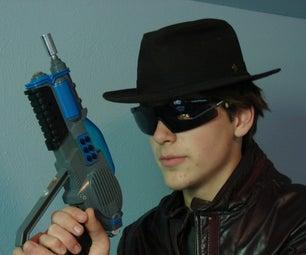 Cyberpunking a Toy Gun