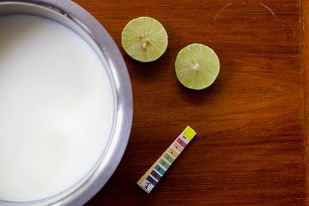Contents of Milk