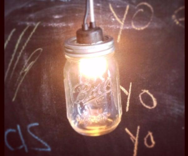 Lámpara Para Exteriores