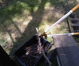 Kindling Firewood Lopper Chopper