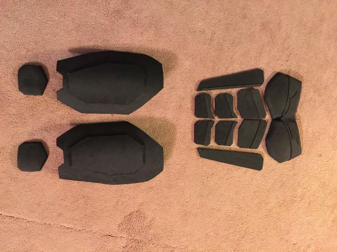 Batman Foam Armor