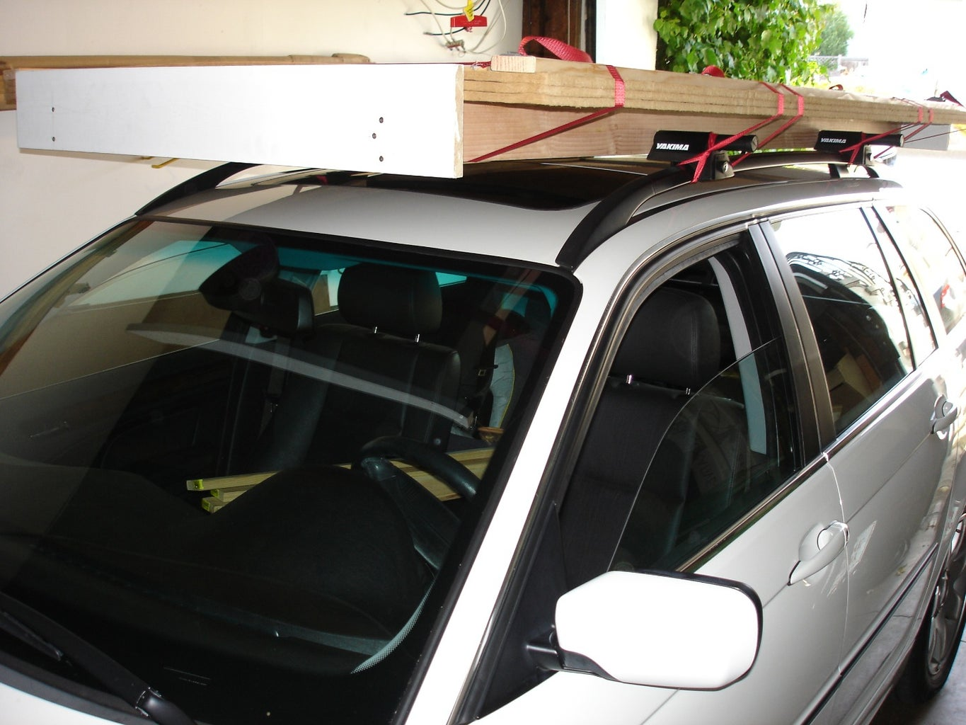 Roof Rack for 4x8 Sheets