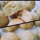 Vegan Baked Glazed Donut Holes