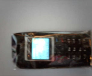 Tape Owns- Part 1: Protective Cell Phone/Mp3 Sleeve