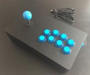 Single Player USB Arcade Controller Unit