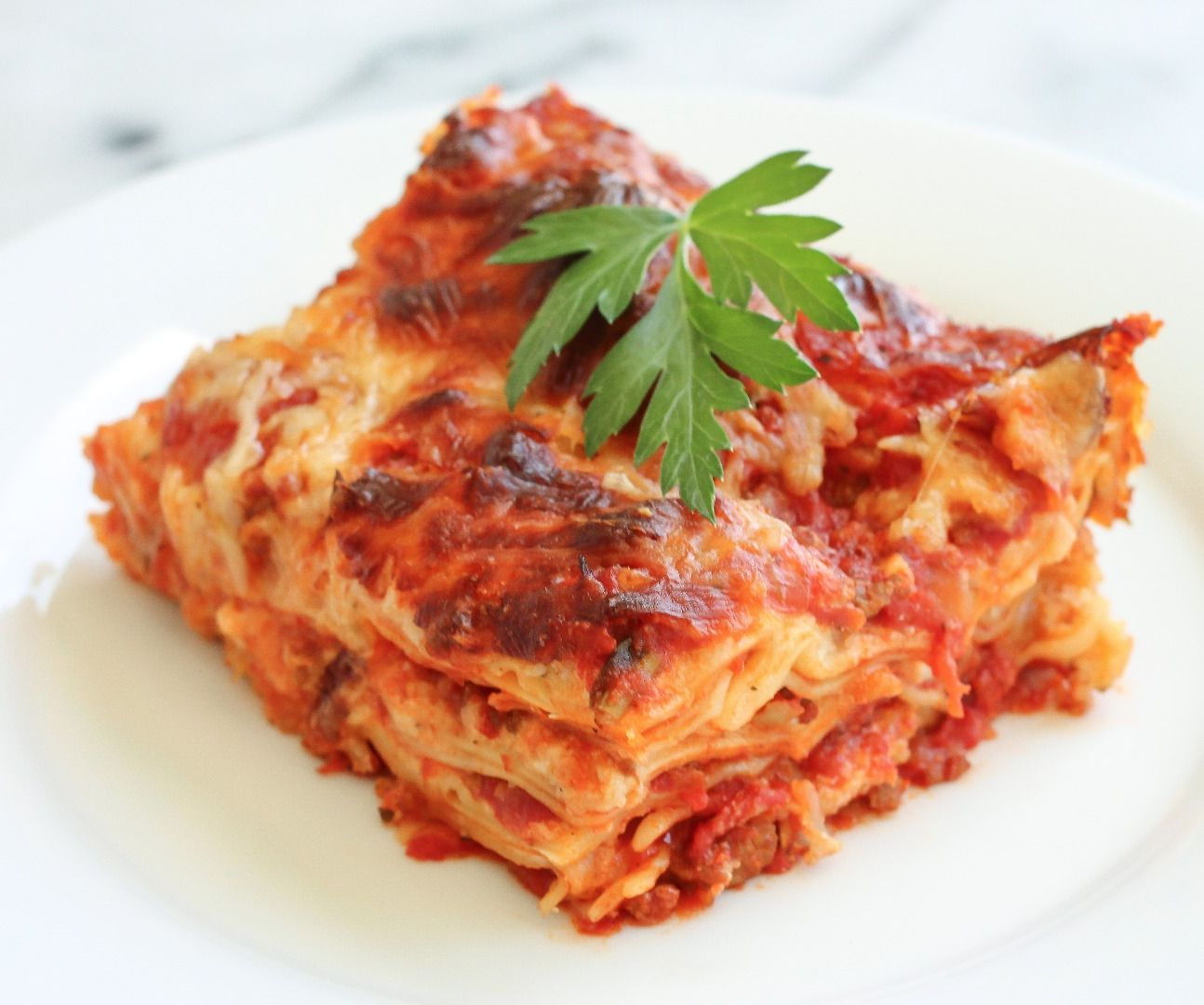 how to make a basic lasagna