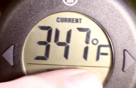 Check the Temperature