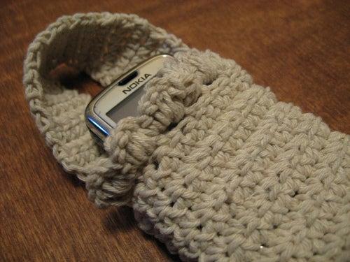 Crochet Gadget Cozy