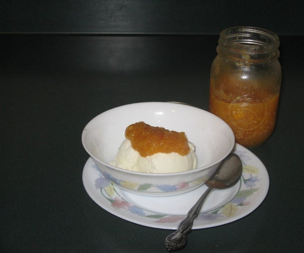 Grapefruit and Clementine Marmalade