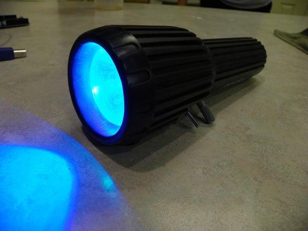 RGB Flashlight