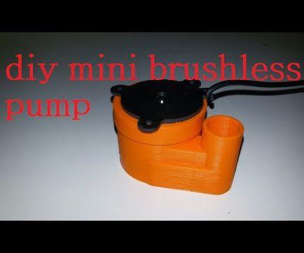 Diy Brushless Pump