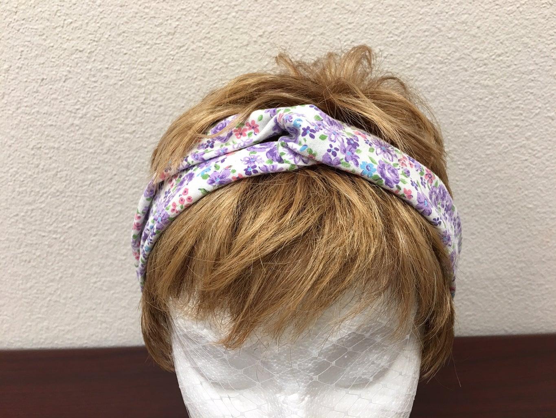Finished Headband