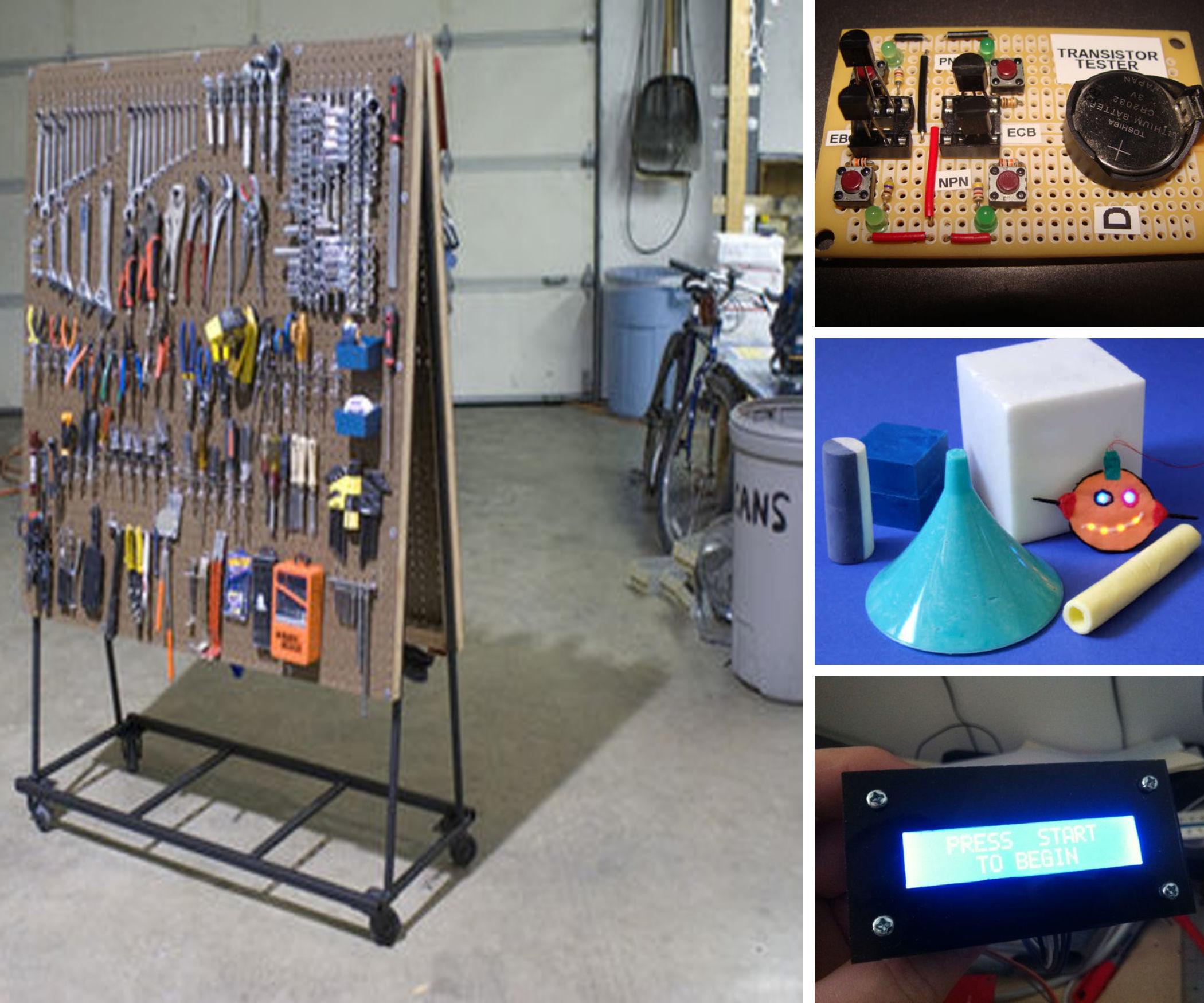 DIY Hobbyist Tools