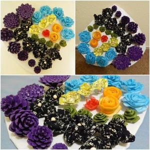 7 Type of Flowers - Rainbow