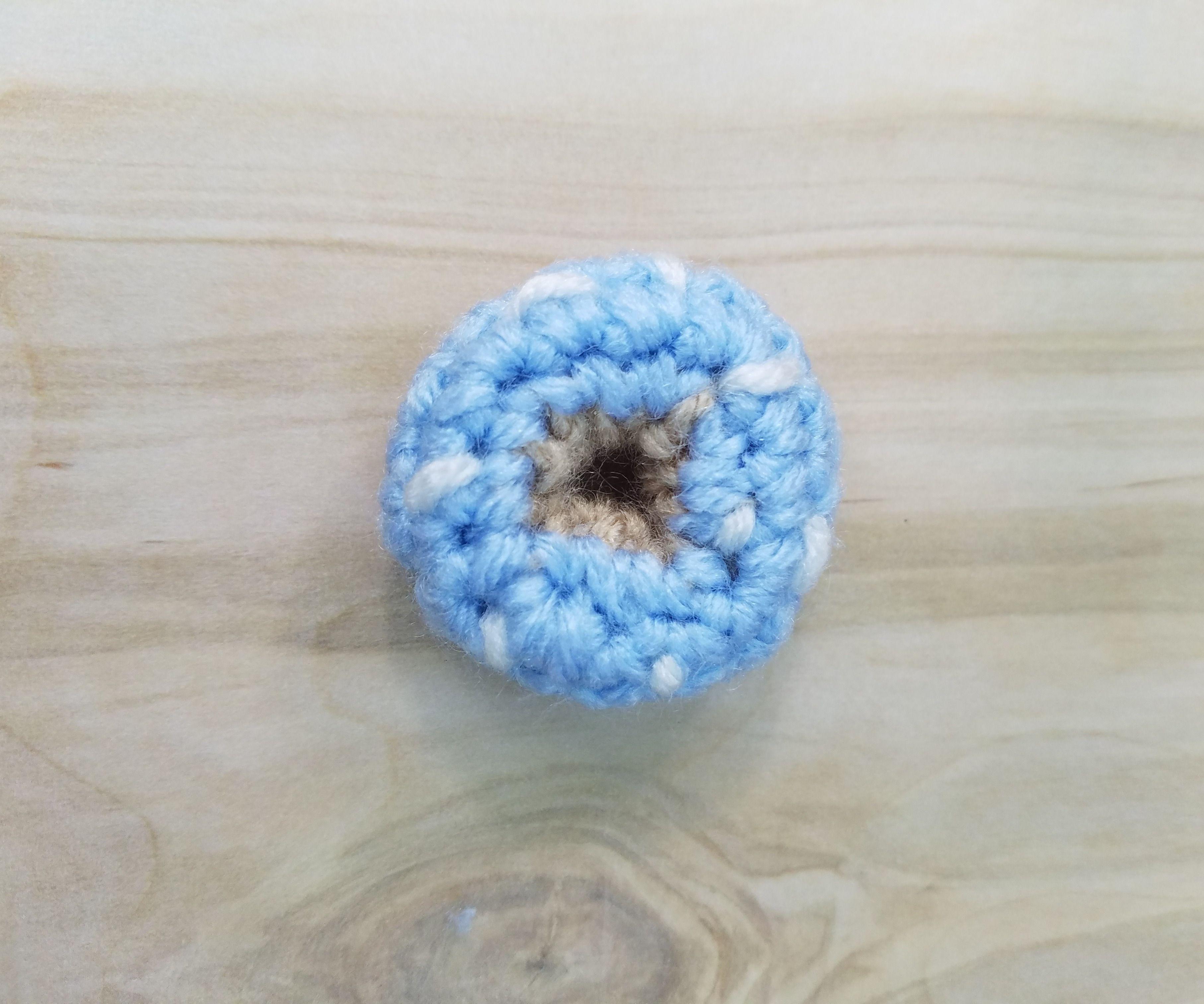A Tiny Doughnut