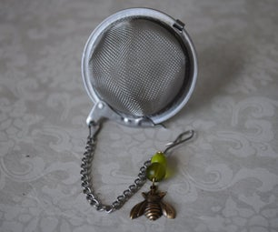 A Simple Personalized Tea Infuser