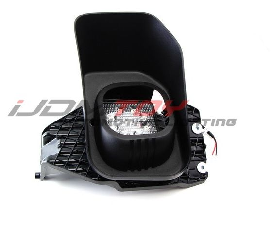 How to Assemble LED Foglight for 2011-2016 Ford F250