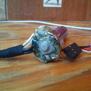 Make a Wired SONY ALPHA DSLR Remote (by Brad Justinen)