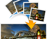 How to Stitch Your Panorama Photos With Paint