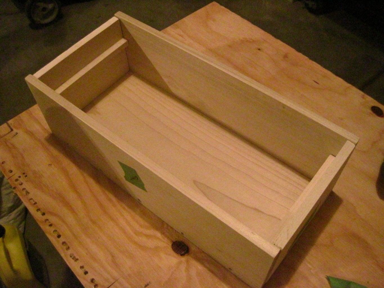Bottom Assembly- Tray Rails