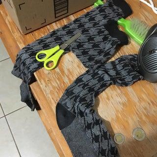 Sockophones - Earphone Padding Made From Socks