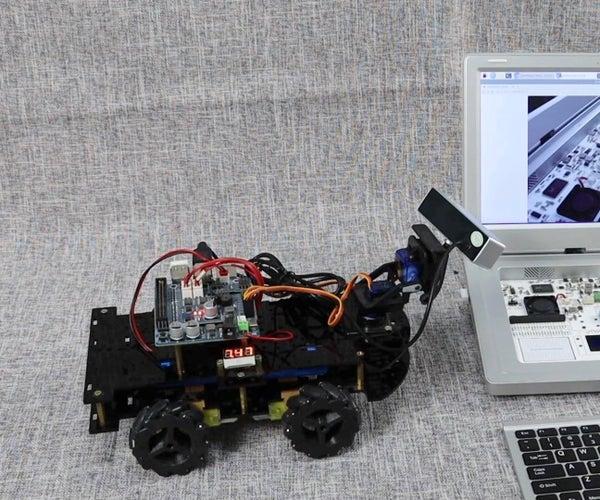 Exclusive Smart Video Car