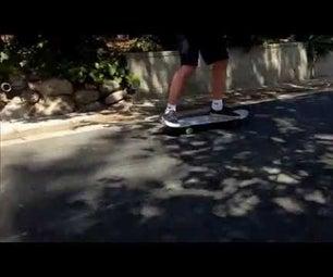 Aluminium Skateboard
