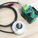 How to use industrial encoders with Arduino