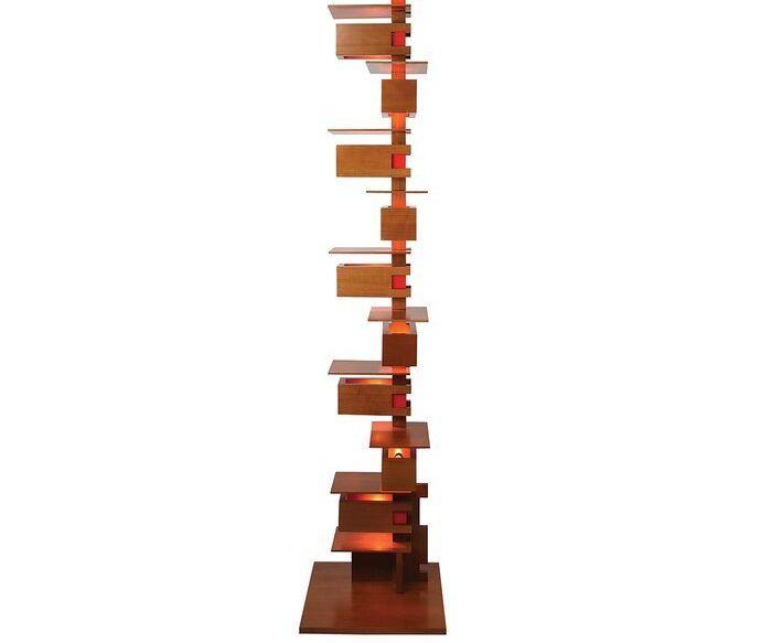 Replica Frank Lloyd Wright Taliesin 2 Inspired Floor Lamp