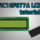 LCD Interface With PIC16F877A Microcontroller