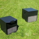 Building a Cubo 18 and Modified Cubo 8 Subwoofer
