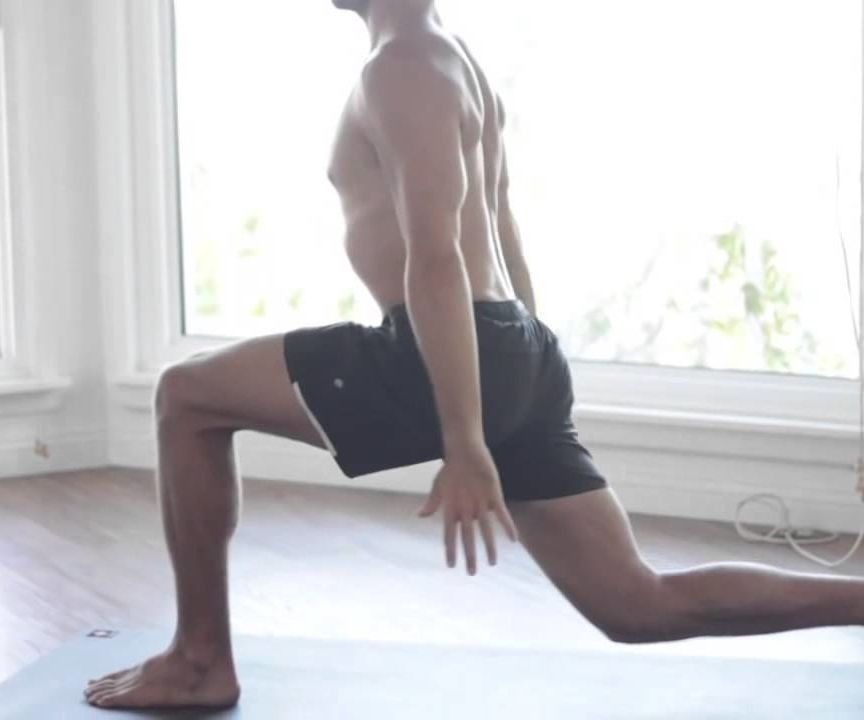 How to do a full-body warm-up