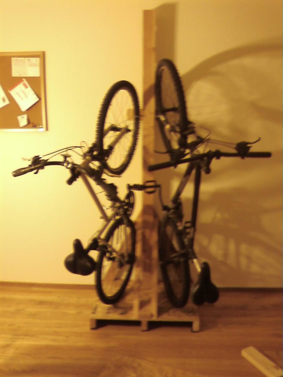 Bike Tree v2.0 for $10 or less