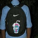 Slushii on My Backpack