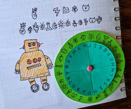Make Your Own Cipher Disk