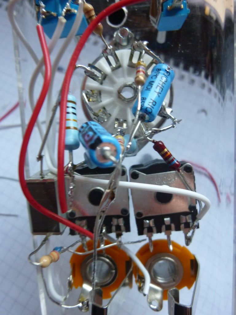 Cathode Resistors and Bypass Caps