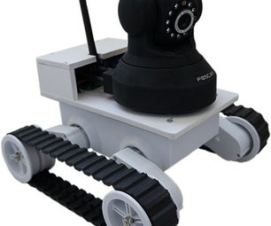 Android Controlled RC Vehicle With Real-time Video Via Bluetooth & Wi-Fi