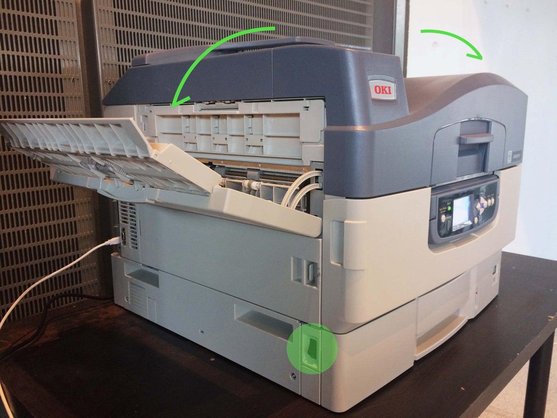Préparation De L'imprimante Et Du Logiciel