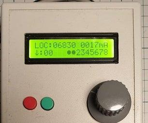 ESP8266 DCC控制器