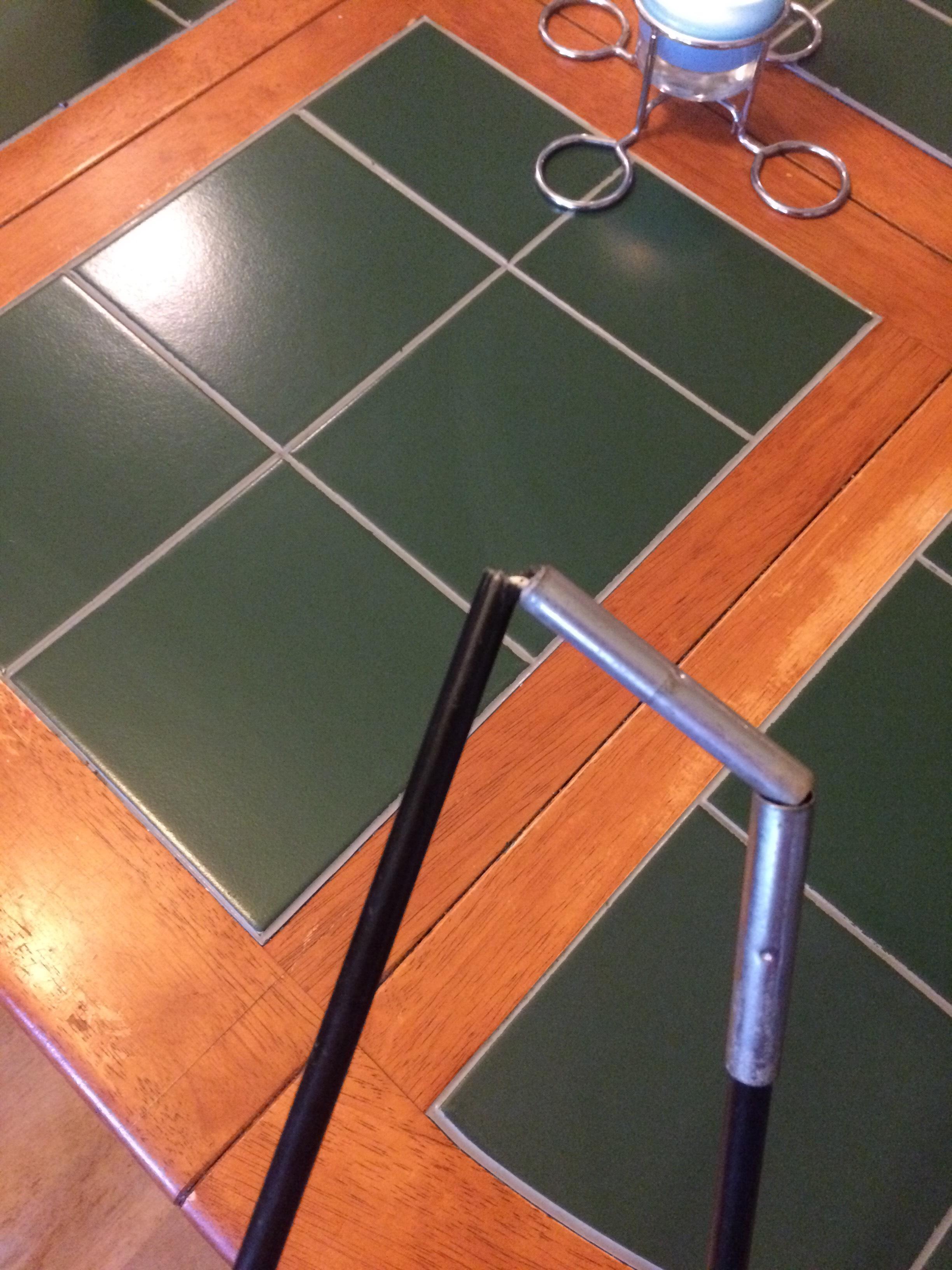 Precision Tent Pole Cutting