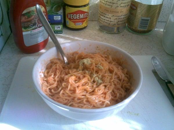 The Best 2-Minute Noodles