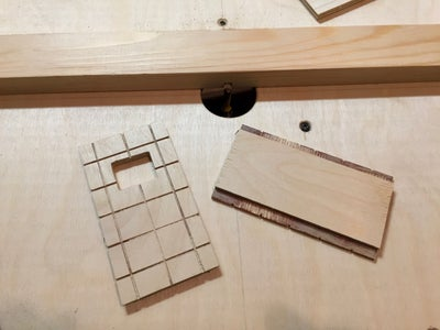 The Oven Body - Joining and Glueing