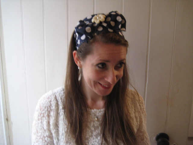Vintage style Head Band
