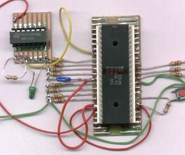 The Most Simple Way to Test a Z80 CPU
