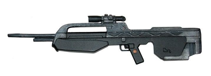 Knex Halo 2/4 Battle Rifle Replica.